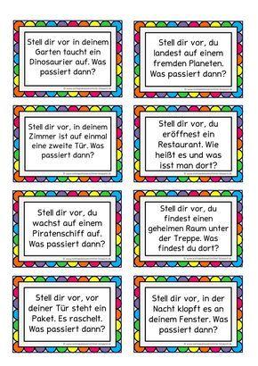 Sonniges Klassenzimmer: Ideen fürs freie Schreiben