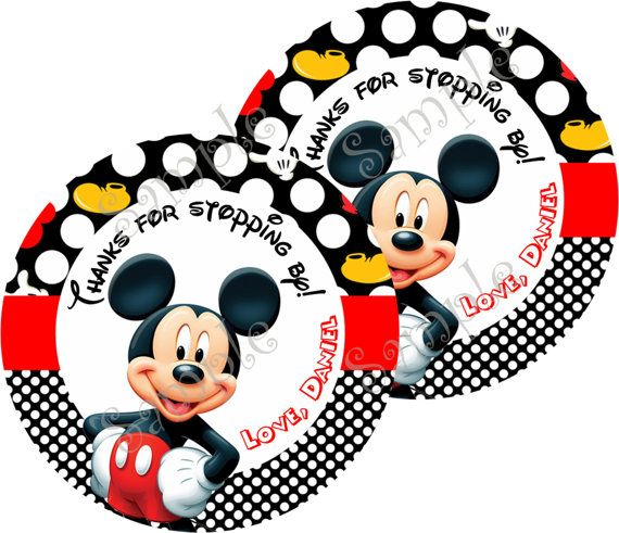 Invitation Mickey Mouse Clubhouse for amazing invitation sample
