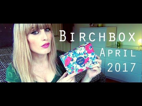 Birchbox April 2017 | MICHELA ismyname ❤️