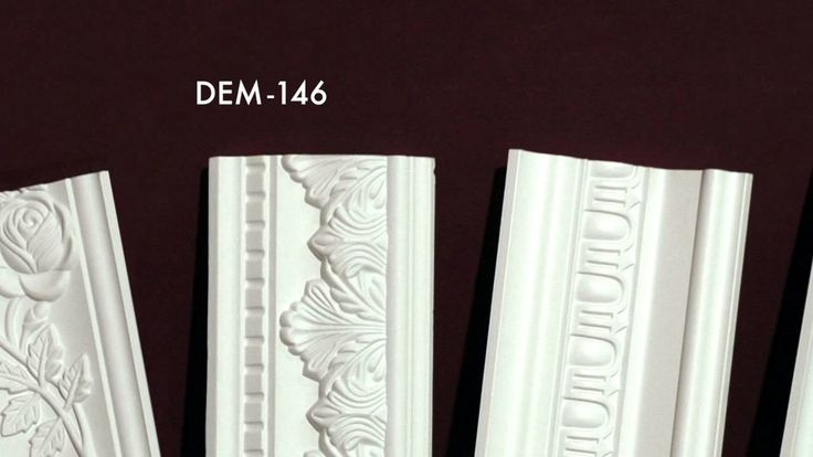 Decorative Cornices Series 4. Find more information at: http://www.outwater.com/lg_display.cfm/page/T-7/catalog/2016_Master_Catalog