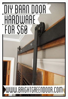 DIY Affordable Barn Door Hardware @Mandi Smith T Interiors Smith T Interiors Smith T Interiors Smith T Interiors Vernoy