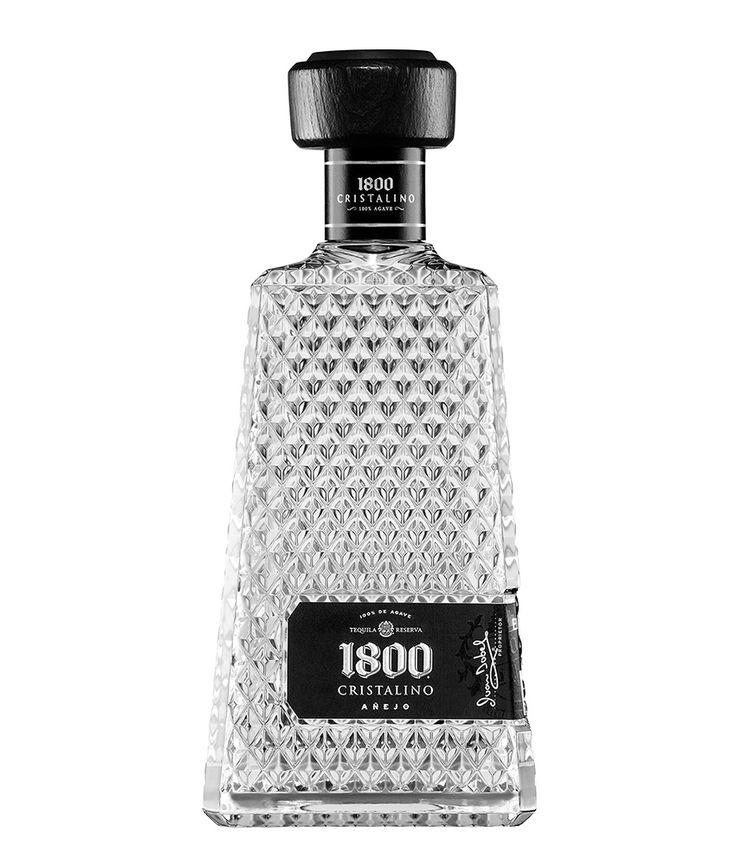 Elegancia pura: Tequila 1800 Cristalino