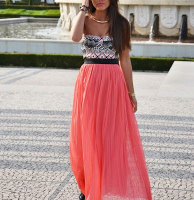 pinkkk: Maxi Dresses, Fashion, Style, Clothes, Dream Closet, Maxis, Outfit, Summer, Maxi Skirts