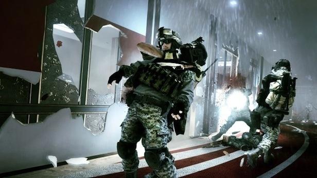 Battlefield 3: Close Quarters New Pics and Trailer