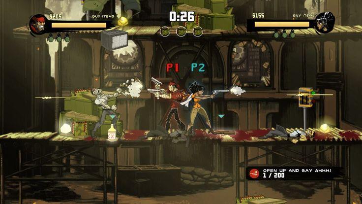 Shank 2 PC Game Screenshots