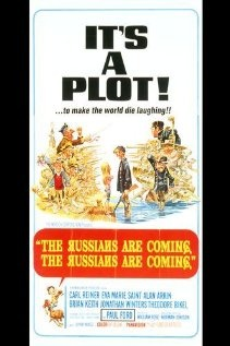 The Russians Are Coming the Russians Are Coming: Eva Mary Saint, Eva Marie, Alan Arkin, Carl Reiner, Poster, 1966 Movie, Movie I D, Favorite Film, Favorite Comedy