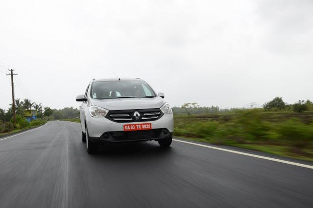 Madhumita's Blog-Room: Review of Renault Lodgy