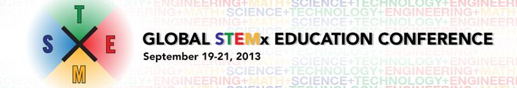 Global STEMx Education Conference to be held in September 19-21. This FREE virtual event is the world's first massively open online conference. Connect with educators worldwide and learn how to enhance student engagement and interest in STEMx education!