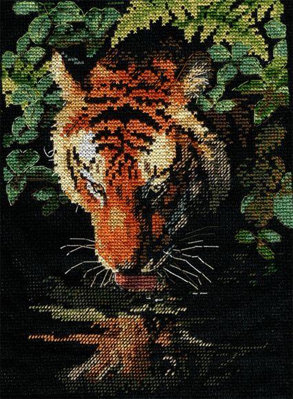TigerLand by ~shimmeryshinystar on deviantART