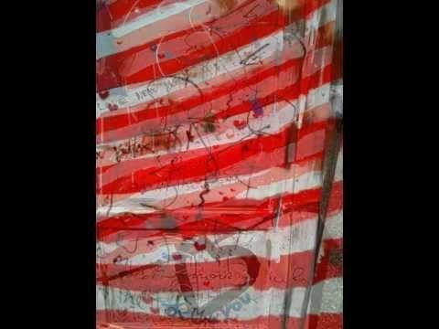 Mobili con bandiera americana e inglese