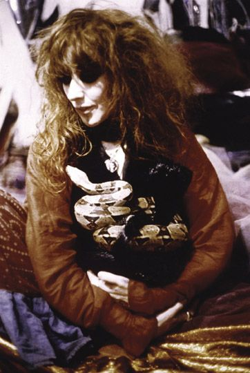 Vali & the snake