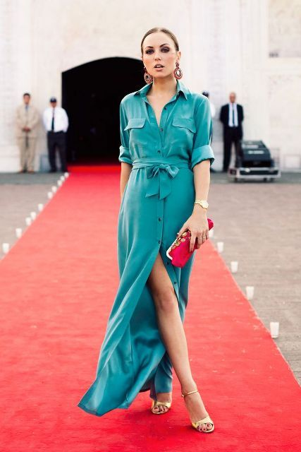Летние вечерние платья 2016 (142 фото): красивые новинки, для 40 и 50 летних женщин, легкие