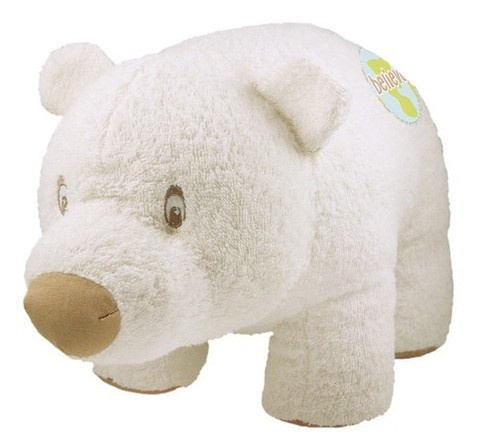 Plush Mother Polar Bear
