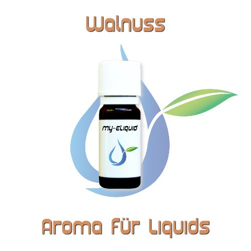 Walnuss Aroma | My-eLiquid E-Zigaretten Shop | München Sendling