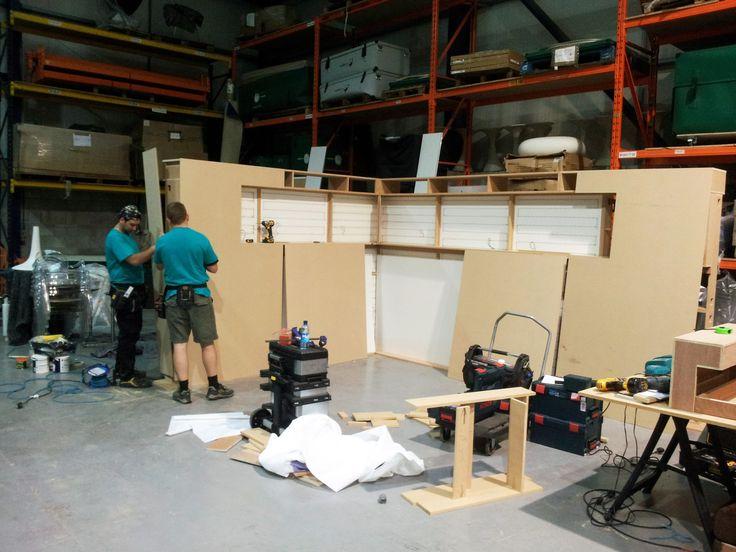 Bespoke Exhibition Stands | ExhibitCNC