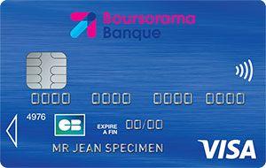 Demande de carte bancaire