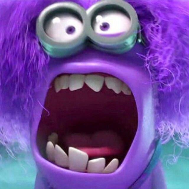 Fibro minions!!! yes... it's like that... my body has been corrupted into something crazy & evil and it attacks me relentlessly