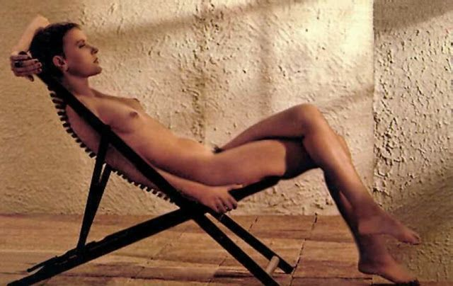 denise crosby topless