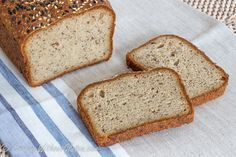 Хлеб без глютена и камеди