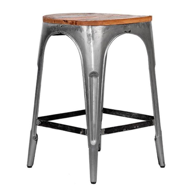 Die besten 25+ Hocker metall Ideen auf Pinterest Hocker - barstuhl design 25 inspirationen