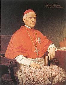 Liezen Mayer Sándor: Simor János hercegprímás arcképe, 1886