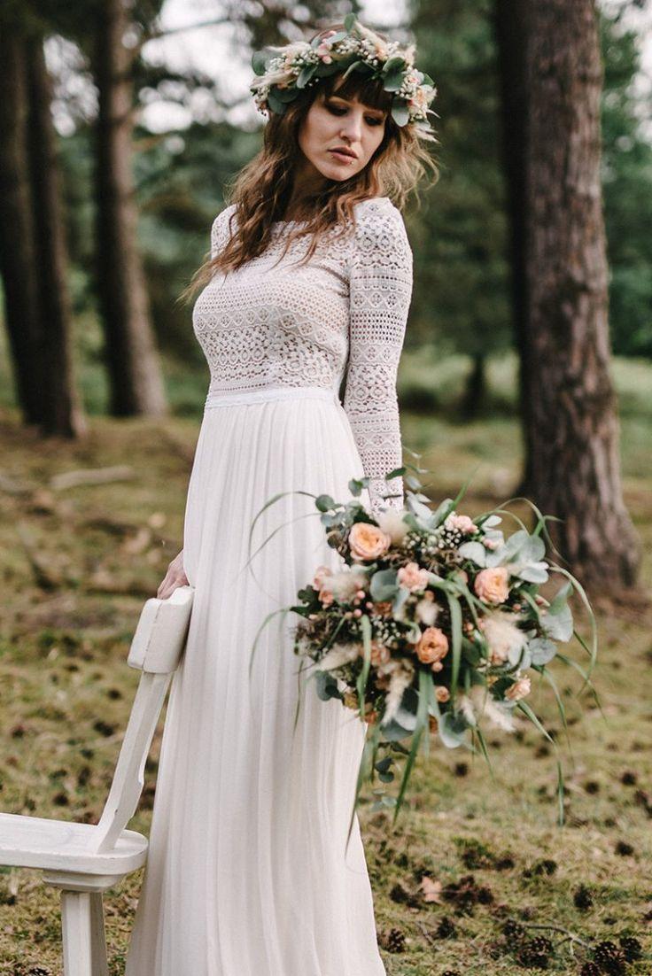 1160 besten brautmode hochzeit blumen deko wedding bilder auf pinterest kleid hochzeit. Black Bedroom Furniture Sets. Home Design Ideas