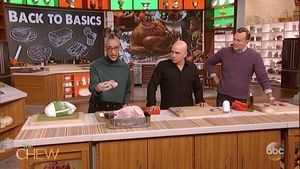 WATCH: 'The Chew' Back to Basics: How to Make a Turkey Video | The Chew