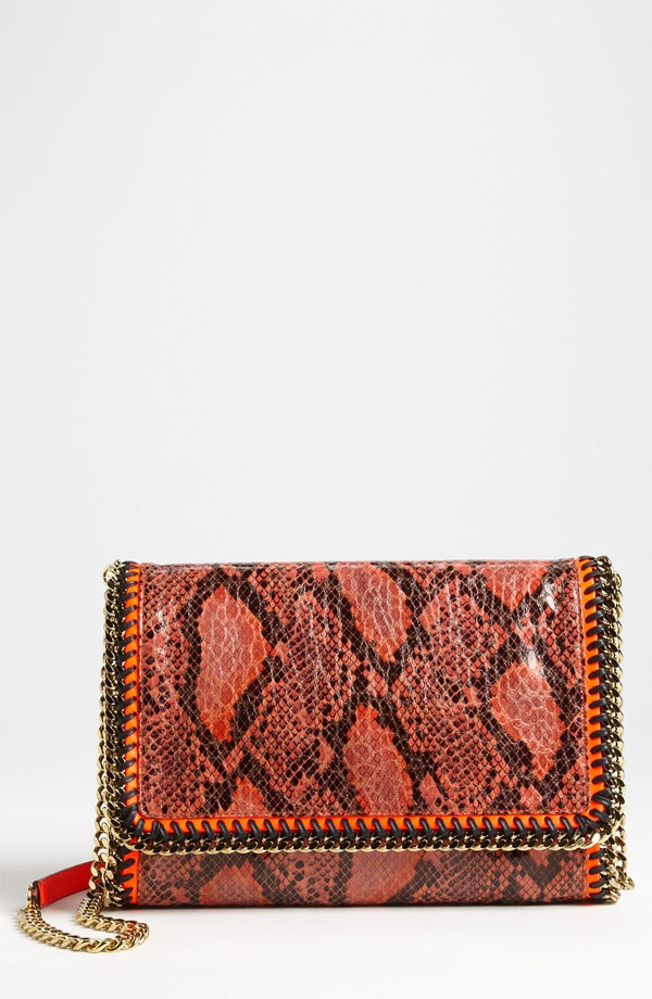 VIDA Leather Statement Clutch - ETHEREAL by VIDA CeB4JyG