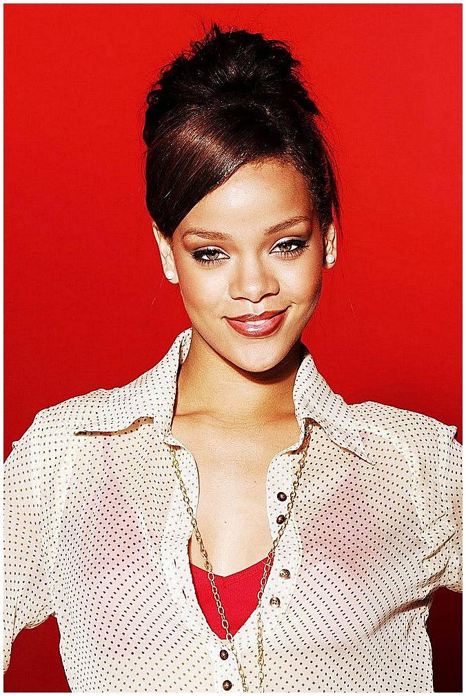 Rihanna - Frank Lothar Lange Photoshoot 2006 HQ
