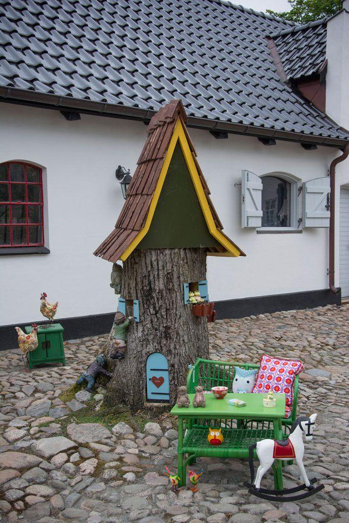 Tag på picnic Sankt Hans aften
