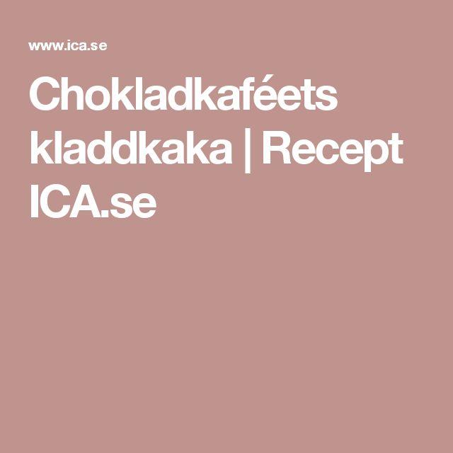 Chokladkaféets kladdkaka | Recept ICA.se