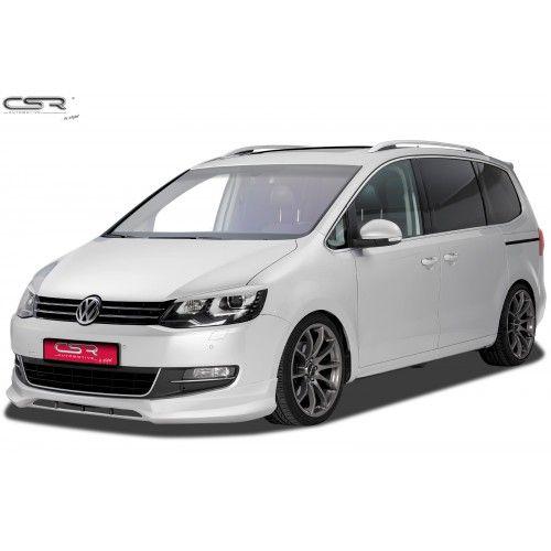 CSR - VW Sharan 10- FiberFlex Front Bumper Lip | Mad Motors