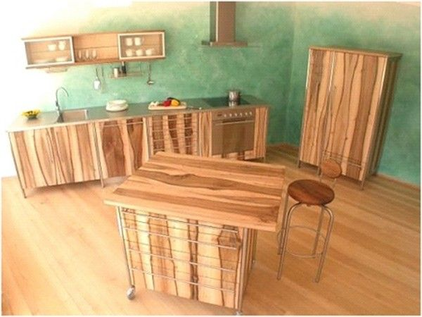 9 Awesome Unusual Kitchen Cabinets: Laminate Floor Wooden Unusual Kitchen  Cabinets ~ Iamsaul.com