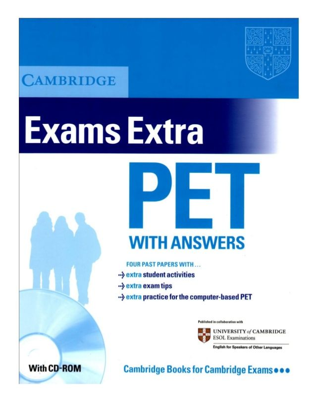 209420610 pet-cambridge-exams-book-keys