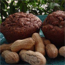 Aunt B's Peanut Butter Muffins - Allrecipes.com