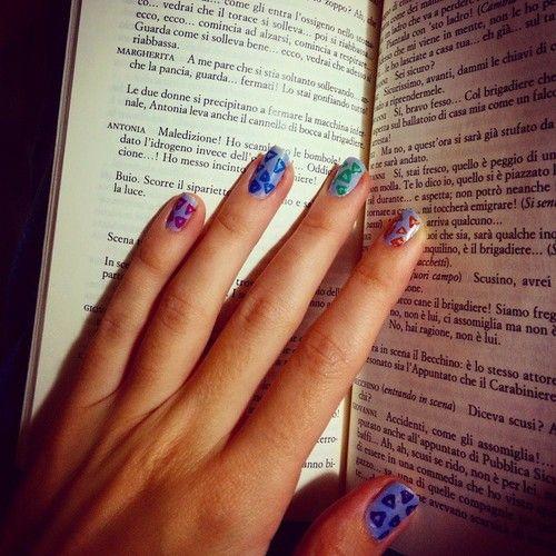 #nailart #naildesign #naillacquer #nailpolish #nails #nailsworld #uñas #art #colors #triangle #geometric  #fashion #amanoalzada #moda #women #instanails http://decoraciondeunas.com.mx #moda, #fashion, #nails, #like, #uñas, #trend, #style, #nice, #chic, #girls, #nailart, #inspiration, #art, #pretty, #cute, uñas decoradas, estilos de uñas, uñas de gel, uñas postizas, #gelish, #barniz, esmalte para uñas, modelos de uñas, uñas decoradas, decoracion de uñas, uñas pintadas, barniz para uñas, ...