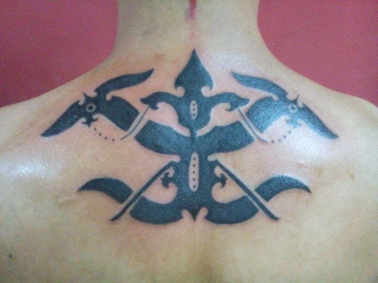 Iban tattoo