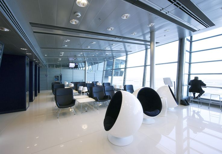 Finnair Lounge