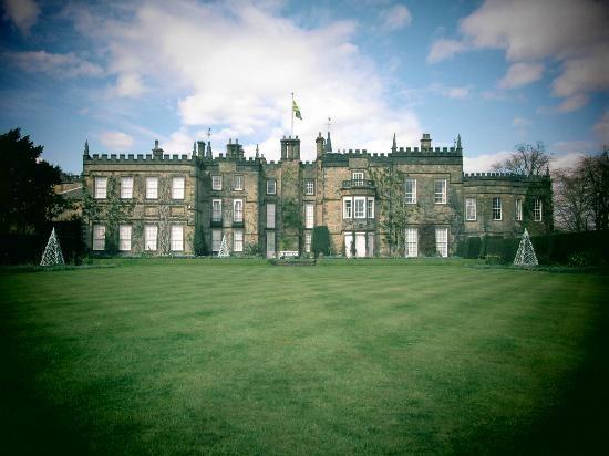 Renishaw Hall Renishaw In Derbyshire Pinterest D