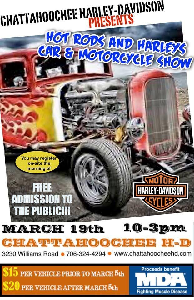 Wausau Harley Car Show