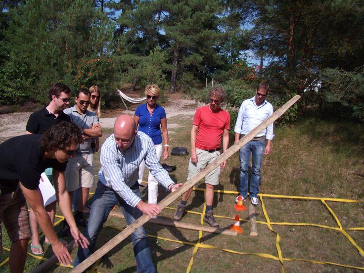 Teambuilding voor bedrijven en teams!