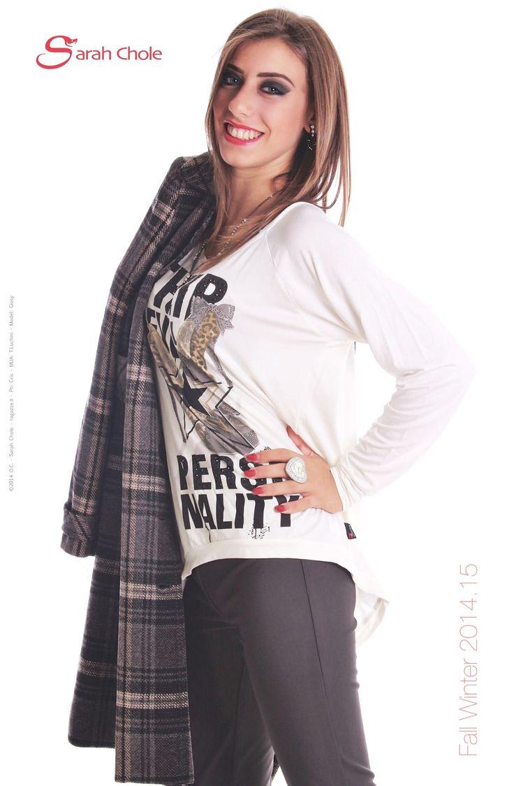 Brand: Sarah Chole - #fashion #fallwinter    Produzione: www.officinacreativa.us