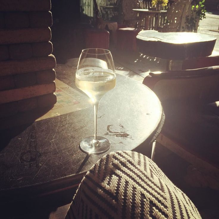 Drinking #wine in the sun #again #lovethisplace #stkilda #sunday #happiness