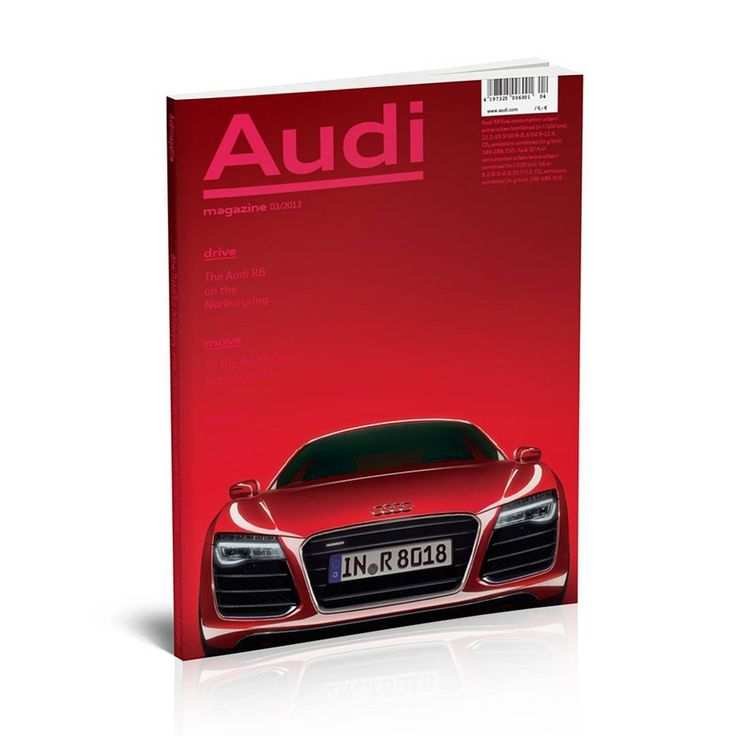 For throw back Thursday we are looking back at some of our work for Audi Ireland #Audi #cars #wcportfolio #design #work #TBT #carmagazine #throwbackthursday #magazine #magazinecover