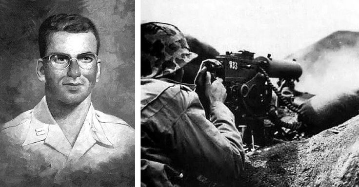 The Dentist Who Died In A Japanese Banzai Attack on Saipan But He Took Over 100 Enemy Soldiers With Him