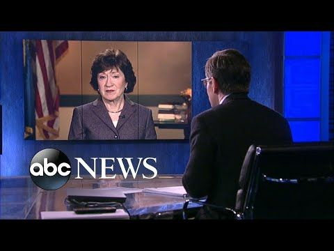 'I want to see changes' to Senate tax bill Sen. Susan Collins says ABC News