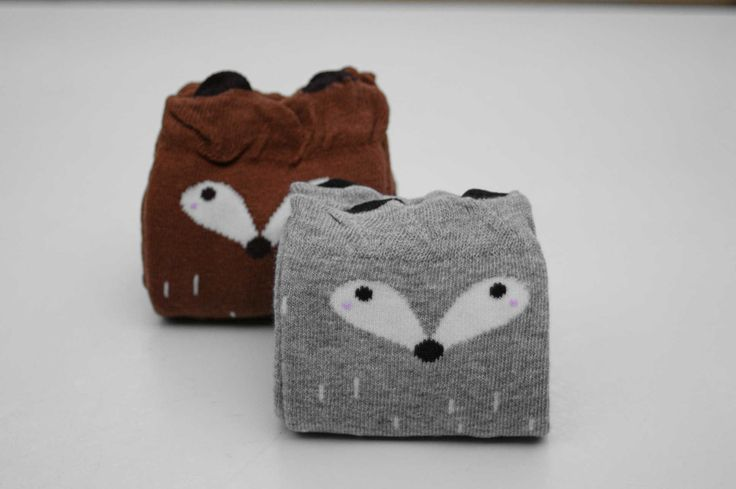 What Does the Foxy Say? socks