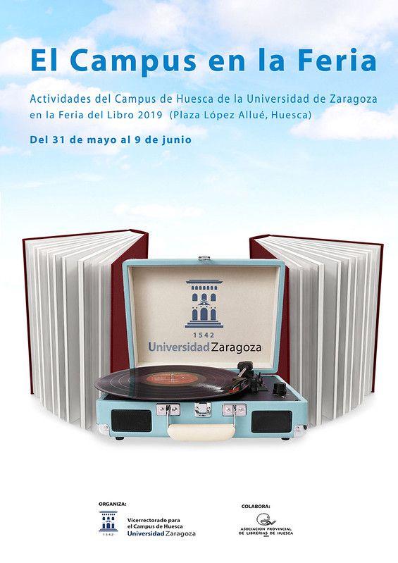El Campus En La Feria Del Libro De Huesca 2019 R 00845