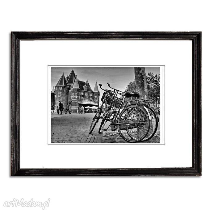 Lean fotografia autorska fotografie aleksandrab rowery amsterdam
