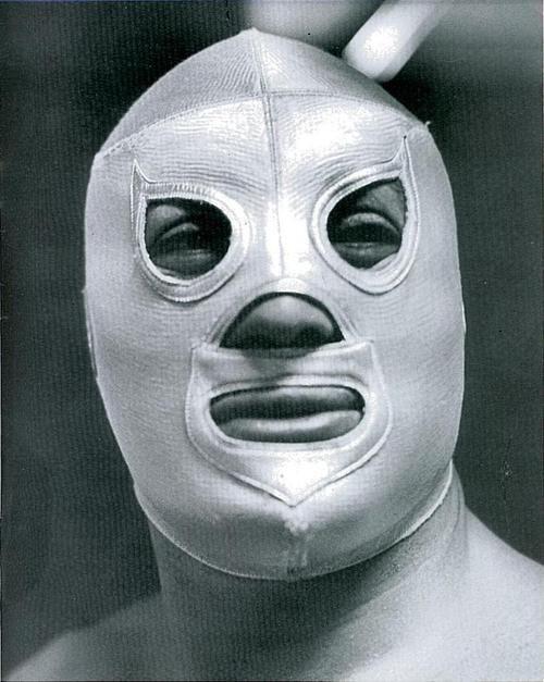 Santo (El enmascarado de plata